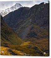 The Lost Valley Glencoe Acrylic Print