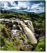 The Loup Of Fintry Acrylic Print