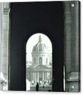 The Louve 2 Acrylic Print