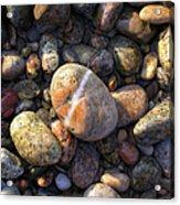 The Lucky Rock Acrylic Print
