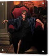 The Madness Of Nero Acrylic Print