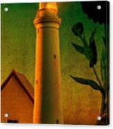 The Magic Lighthouse Acrylic Print
