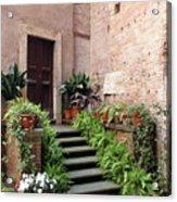 The Main Entrance Acrylic Print
