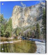 The Majestic El Capitan Yosemite National Park Acrylic Print