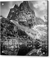 The Majesty Of Mountains Acrylic Print