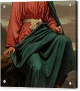 The Man Of Sorrows Acrylic Print by Sir Joseph Noel Paton