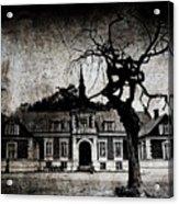 The Mansion Acrylic Print