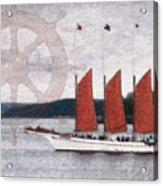 The Margaret Todd Acrylic Print