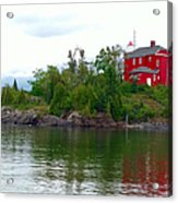 The Marquette Lighthouse Acrylic Print