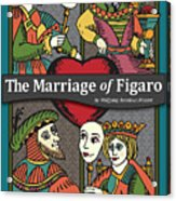 The Marriage Of Figaro Acrylic Print