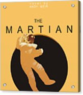 The Martian Acrylic Print