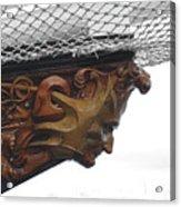 The Mast Head Acrylic Print