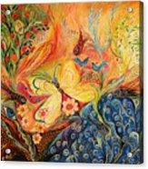 The Mediterranean Spring Acrylic Print