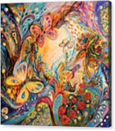 The Melancholy For Chagall Acrylic Print