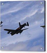 The Memorial Flypass Acrylic Print