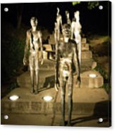 The Memorial To The Victims Of Communism Acrylic Print