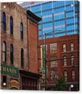 The Merchants Nashville Acrylic Print