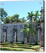 The Miami Monastery Acrylic Print