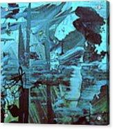 The Mighty Flood Acrylic Print