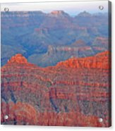 The Mighty Grand Canyon Acrylic Print
