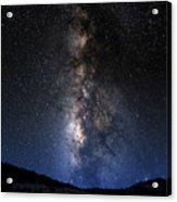 The Milky Road Acrylic Print