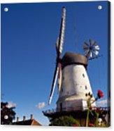 The Mill At Dybbol Acrylic Print