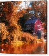 The Mill Acrylic Print