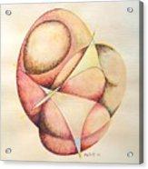 The Millenium Stone Acrylic Print