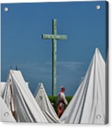 The Millet Cross 6579 Acrylic Print