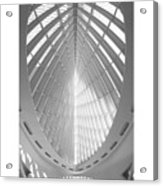 The Milwaukee Art Museum Acrylic Print by Mike McGlothlen