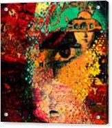The Mind's Eye Acrylic Print