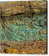 The Minerals Acrylic Print