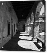 The Mission Arches Acrylic Print