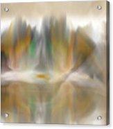 The Mist Acrylic Print