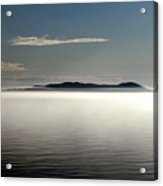 The Mists Of Pic Island Acrylic Print