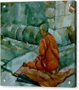 The Monk Acrylic Print