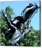 The Monument To The Soldiers And Sailors Of The Confederacy Acrylic Print