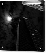 The Moon's Light Acrylic Print