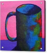 The Morning Cup Of Coffee Acrylic Print