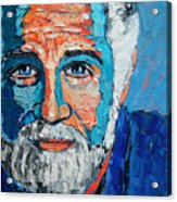 The Most Interesting Man In The World Acrylic Print