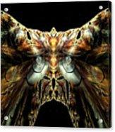 The Moth Acrylic Print