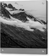 The Mountain Acrylic Print