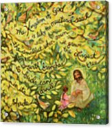 The Mustard Seed Acrylic Print