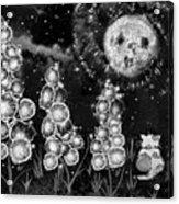The Mysterious Garden Acrylic Print
