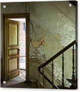 The Mystery Room - Urban Decay Acrylic Print