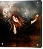 The Mystic Acrylic Print