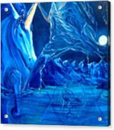 The Naeyad With Cyro And Starchild Acrylic Print