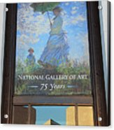 The National Gallery Of Art Is 75 Years Old Acrylic Print
