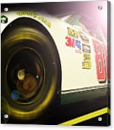 The Need For Speed 88 Acrylic Print by Kenneth Krolikowski