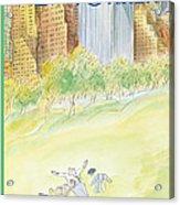 New Yorker May 18th, 1998 Acrylic Print